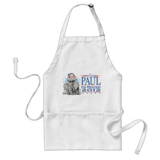 Ron Paul GOP Mascot 2012 Aprons