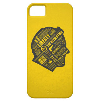 Ron Paul Libertarian Abstract Thought iPhone 5 Case For The iPhone 5