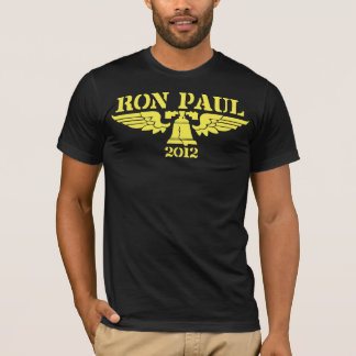 Ron Paul Liberty Yellow T-Shirt