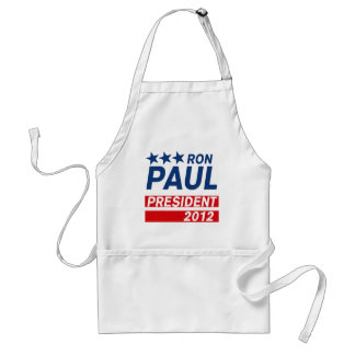 Ron Paul President 2012 Campaign Gear Standard Apron
