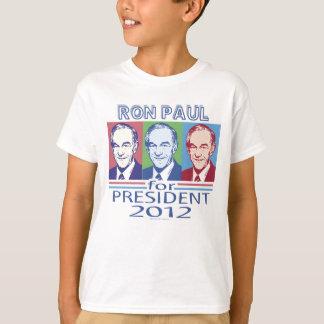 Ron Paul President 2012 gear T-Shirt