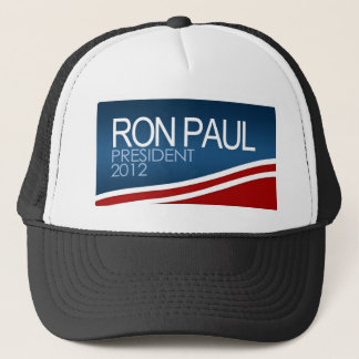 Ron Paul President 2012 Trucker Hat