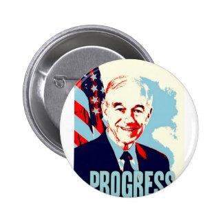 Ron Paul Progress 2 Inch Round Button