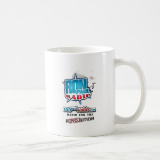 Ron Paul Radio Mug