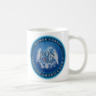 Ron Paul Restore America Now Coffee Mug