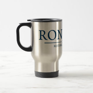 Ron Paul Restore America Now Coffee/Tea Cup/Mug
