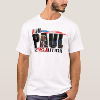 Ron Paul Revolt Shirt