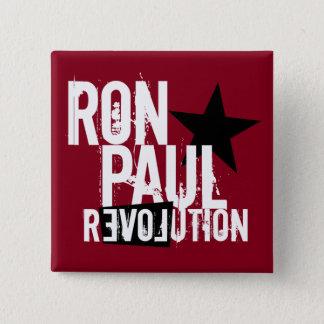 Ron Paul Revolution 2 Inch Square Button