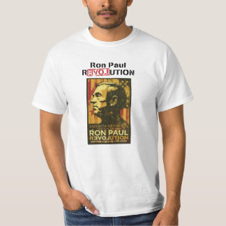 Ron Paul Revolution - America Needs You To Join! T-Shirt