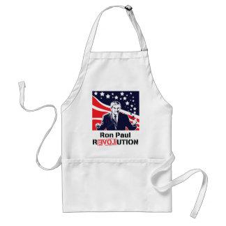 Ron Paul Revolution Apron