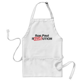 Ron Paul Revolution Apron