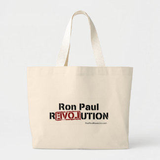 Ron Paul Revolution bag