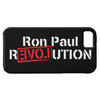 Ron Paul Revolution iPhone 5 Covers