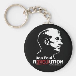 Ron Paul Revolution Keychain