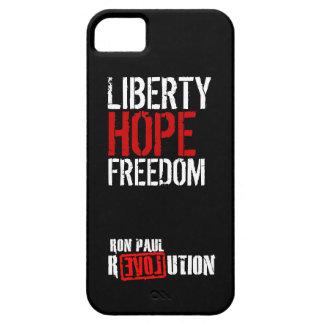 Ron Paul Revolution - Liberty, Hope, Freedom iPhone 5 Case