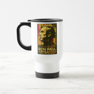 Ron Paul Revolution Mugs