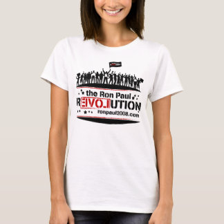 Ron Paul Revolution Rally T-shirt