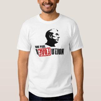 Ron Paul Revolution Tees