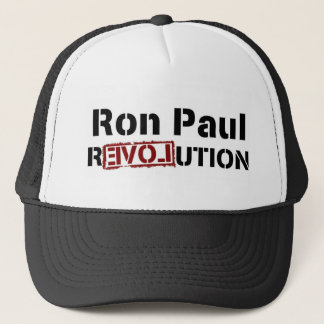 Ron Paul Revolution Trucker Hat