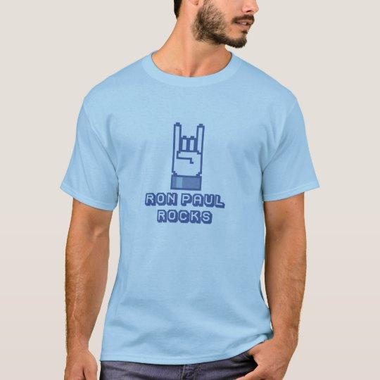 Ron Paul Rocks Shirt