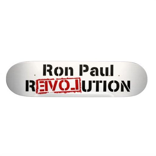 Ron Paul Skateboard