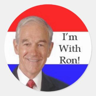 Ron Paul Sticker