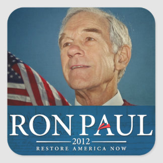 Ron Paul Sticker Set