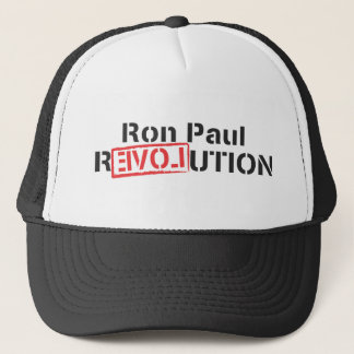 Ron Paul Supplies Trucker Hat