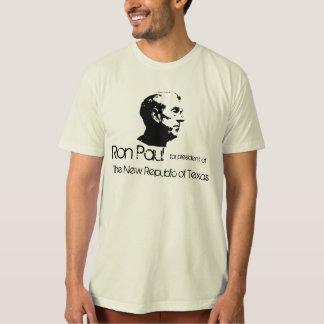 Ron Paul Texas President T-shirt