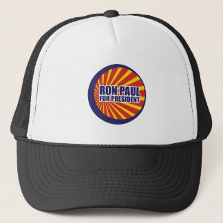 RON-PAUL TRUCKER HAT