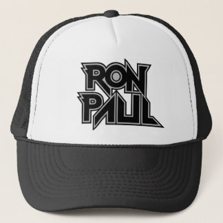 Ron Paul Trucker Hat
