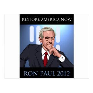 RON PAUL : UN NOUVEL ESPOIR CARTES POSTALES