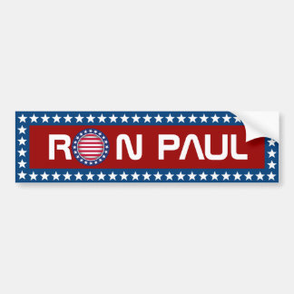 RON PAUL - US Presidential Election Bumper Sticker