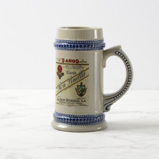 Ron Pinilla Cuban Rum Beer Stein
