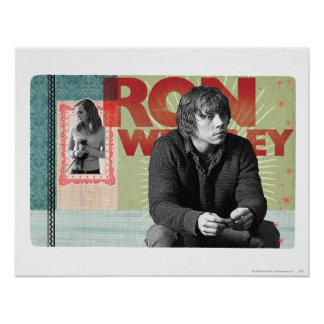 Ron Weasley 4 Poster