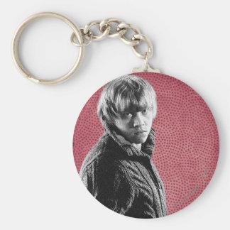 Ron Weasley 5 Basic Round Button Keychain