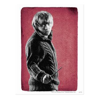 Ron Weasley 5 Postcard