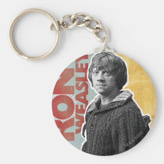 Ron Weasley 7 Keychain