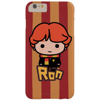 Ron Weasley Cartoon Character Art Barely There iPhone 6 Plus Case