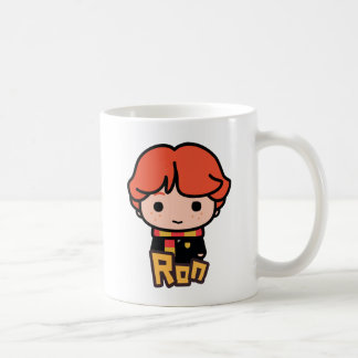 Ron Weasley Cartoon Character Art Coffee Mug