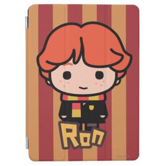 Ron Weasley Cartoon Character Art iPad Air Cover