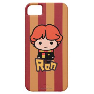 Ron Weasley Cartoon Character Art iPhone 5 Case