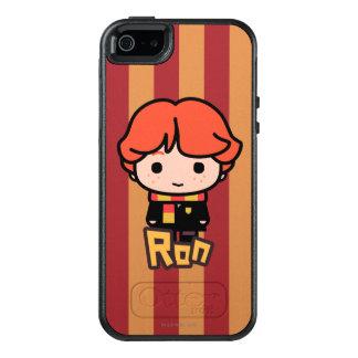 Ron Weasley Cartoon Character Art OtterBox iPhone 5/5s/SE Case