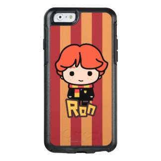 Ron Weasley Cartoon Character Art OtterBox iPhone 6/6s Case