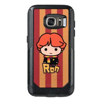 Ron Weasley Cartoon Character Art OtterBox Samsung Galaxy S7 Case