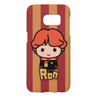 Ron Weasley Cartoon Character Art Samsung Galaxy S7 Case