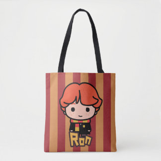 Ron Weasley Cartoon Character Art Tote Bag