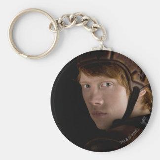 Ron Weasley Geared Up Keychain