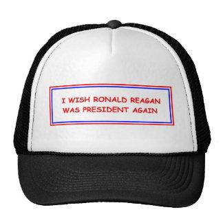 Ronald Reagan Again Hat