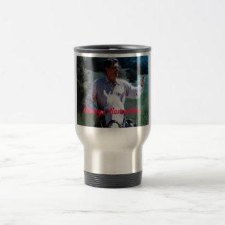 """Ronald Reagan """"Always Remember""""  mug. Travel Mug"""